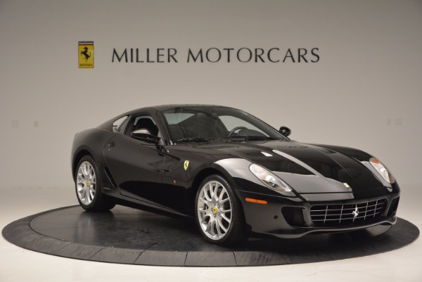 Used 2008 Ferrari 599 GTB Fiorano for sale Sold at Maserati of Greenwich in Greenwich CT 06830 11