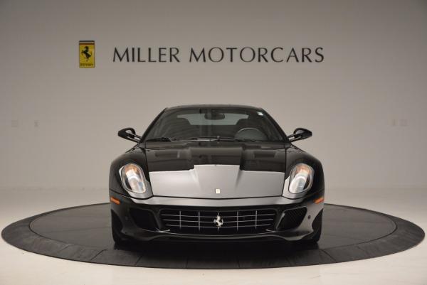 Used 2008 Ferrari 599 GTB Fiorano for sale Sold at Maserati of Greenwich in Greenwich CT 06830 12