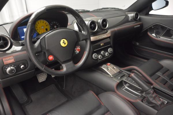 Used 2008 Ferrari 599 GTB Fiorano for sale Sold at Maserati of Greenwich in Greenwich CT 06830 13