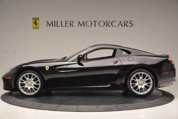 Used 2008 Ferrari 599 GTB Fiorano for sale Sold at Maserati of Greenwich in Greenwich CT 06830 3