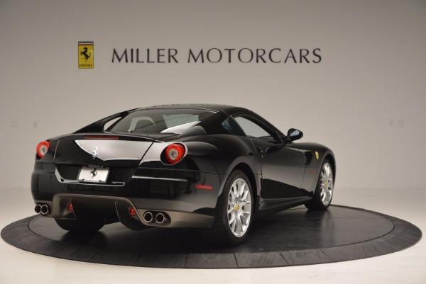 Used 2008 Ferrari 599 GTB Fiorano for sale Sold at Maserati of Greenwich in Greenwich CT 06830 7