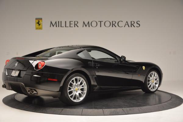 Used 2008 Ferrari 599 GTB Fiorano for sale Sold at Maserati of Greenwich in Greenwich CT 06830 8