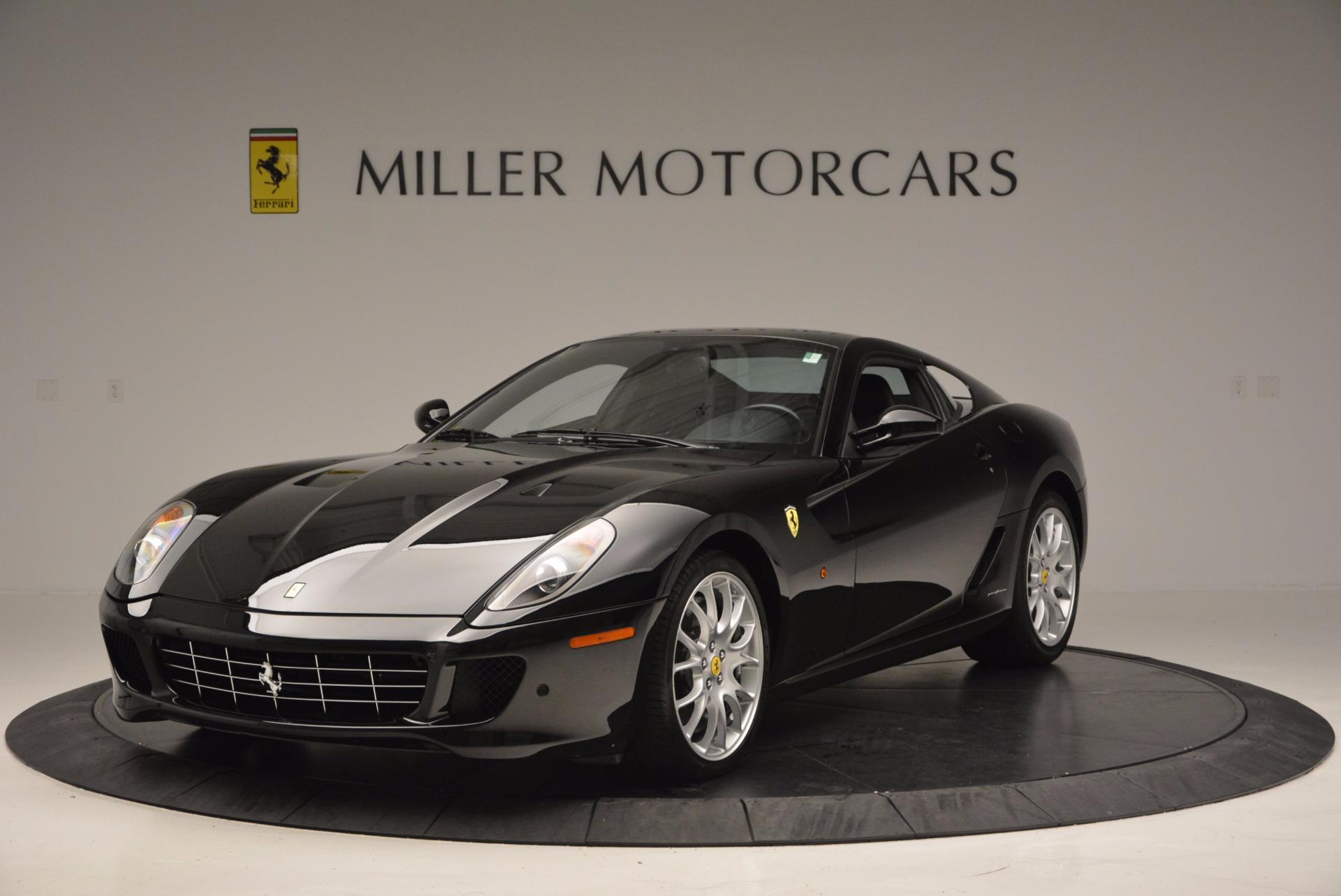 Used 2008 Ferrari 599 GTB Fiorano for sale Sold at Maserati of Greenwich in Greenwich CT 06830 1