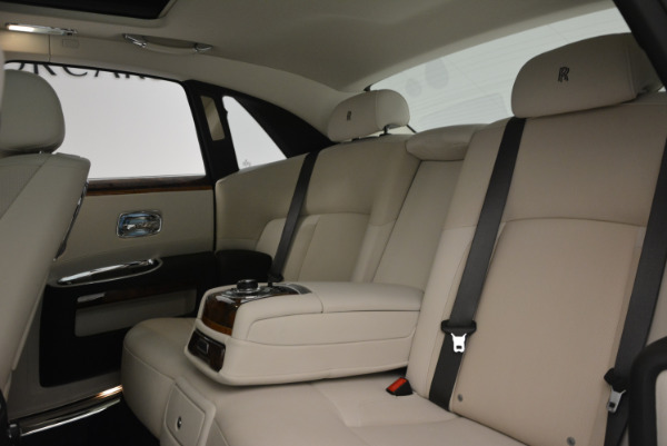 Used 2013 Rolls-Royce Ghost for sale Sold at Maserati of Greenwich in Greenwich CT 06830 22