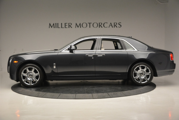Used 2013 Rolls-Royce Ghost for sale Sold at Maserati of Greenwich in Greenwich CT 06830 4