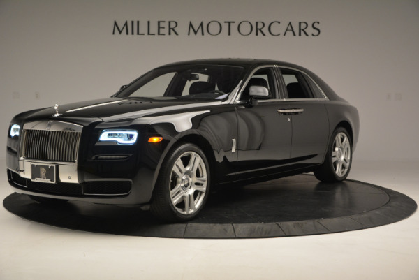 Used 2016 Rolls-Royce Ghost Series II for sale Sold at Maserati of Greenwich in Greenwich CT 06830 2
