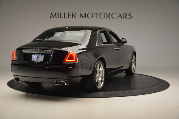 Used 2016 Rolls-Royce Ghost Series II for sale Sold at Maserati of Greenwich in Greenwich CT 06830 7