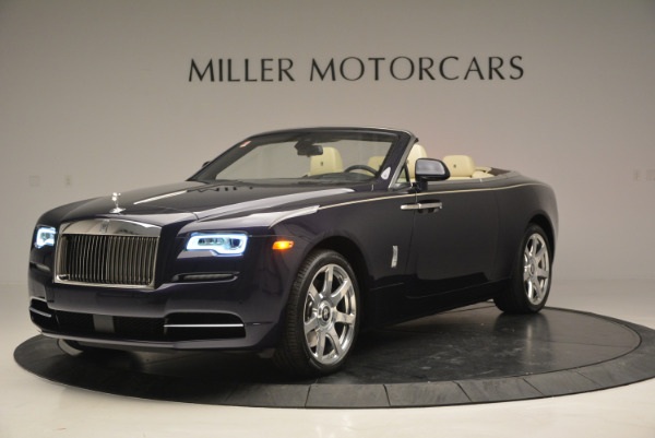 New 2016 Rolls-Royce Dawn for sale Sold at Maserati of Greenwich in Greenwich CT 06830 3