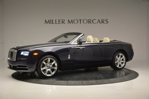 New 2016 Rolls-Royce Dawn for sale Sold at Maserati of Greenwich in Greenwich CT 06830 4