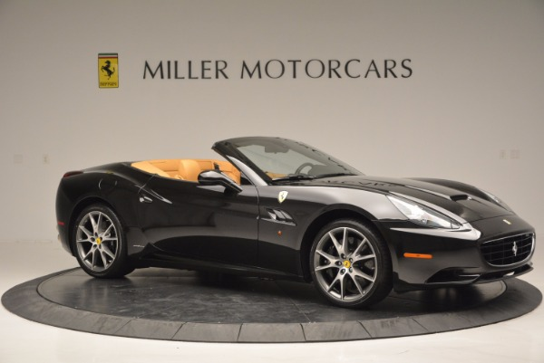 Used 2010 Ferrari California for sale Sold at Maserati of Greenwich in Greenwich CT 06830 10