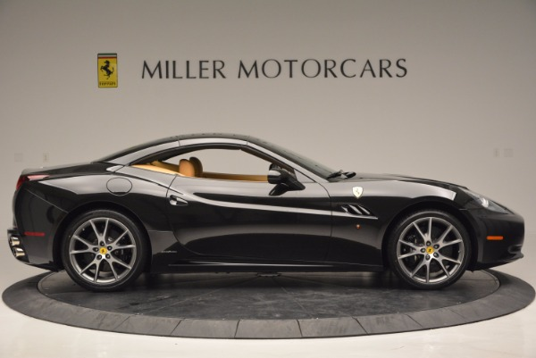 Used 2010 Ferrari California for sale Sold at Maserati of Greenwich in Greenwich CT 06830 21
