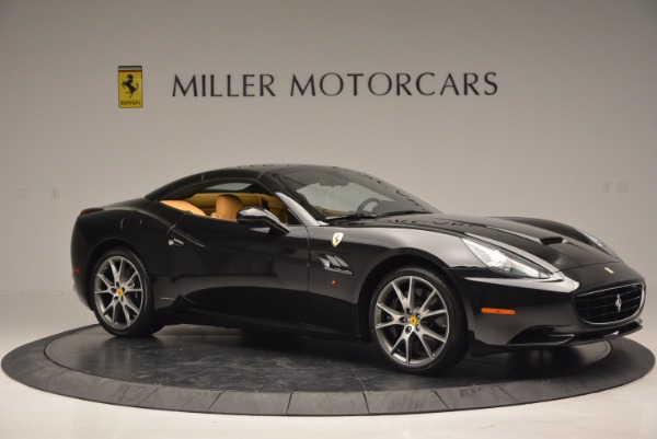 Used 2010 Ferrari California for sale Sold at Maserati of Greenwich in Greenwich CT 06830 22