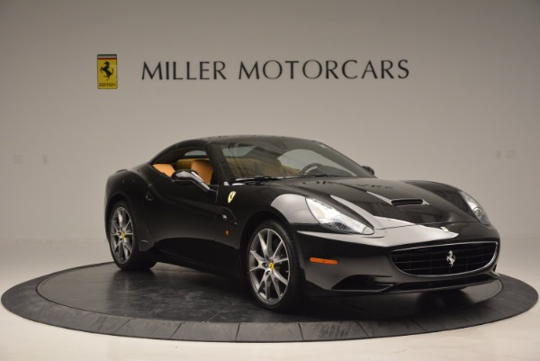 Used 2010 Ferrari California for sale Sold at Maserati of Greenwich in Greenwich CT 06830 23