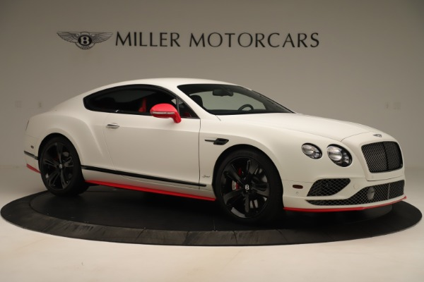 Used 2017 Bentley Continental GT Speed for sale Sold at Maserati of Greenwich in Greenwich CT 06830 10