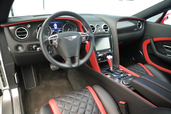 Used 2017 Bentley Continental GT Speed for sale Sold at Maserati of Greenwich in Greenwich CT 06830 14