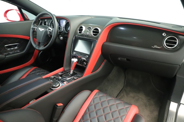 Used 2017 Bentley Continental GT Speed for sale Sold at Maserati of Greenwich in Greenwich CT 06830 18