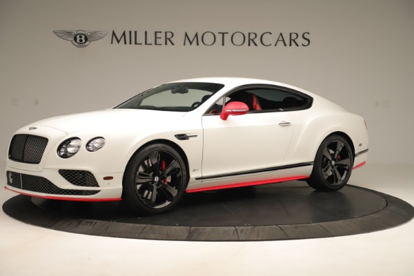 Used 2017 Bentley Continental GT Speed for sale Sold at Maserati of Greenwich in Greenwich CT 06830 2