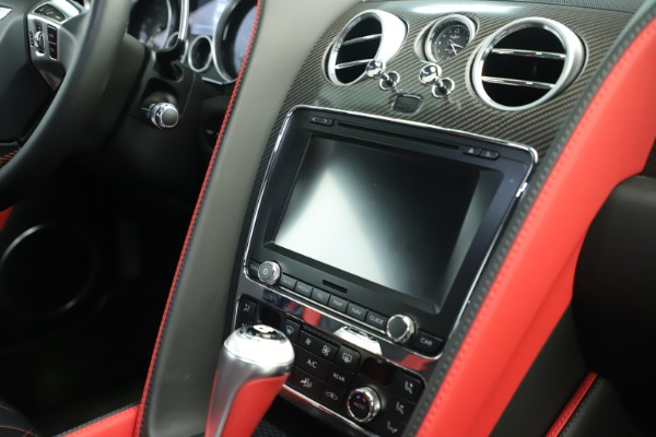 Used 2017 Bentley Continental GT Speed for sale Sold at Maserati of Greenwich in Greenwich CT 06830 23