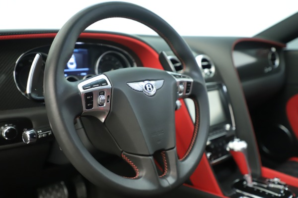 Used 2017 Bentley Continental GT Speed for sale Sold at Maserati of Greenwich in Greenwich CT 06830 24