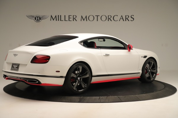 Used 2017 Bentley Continental GT Speed for sale Sold at Maserati of Greenwich in Greenwich CT 06830 8