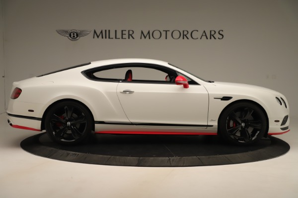 Used 2017 Bentley Continental GT Speed for sale Sold at Maserati of Greenwich in Greenwich CT 06830 9
