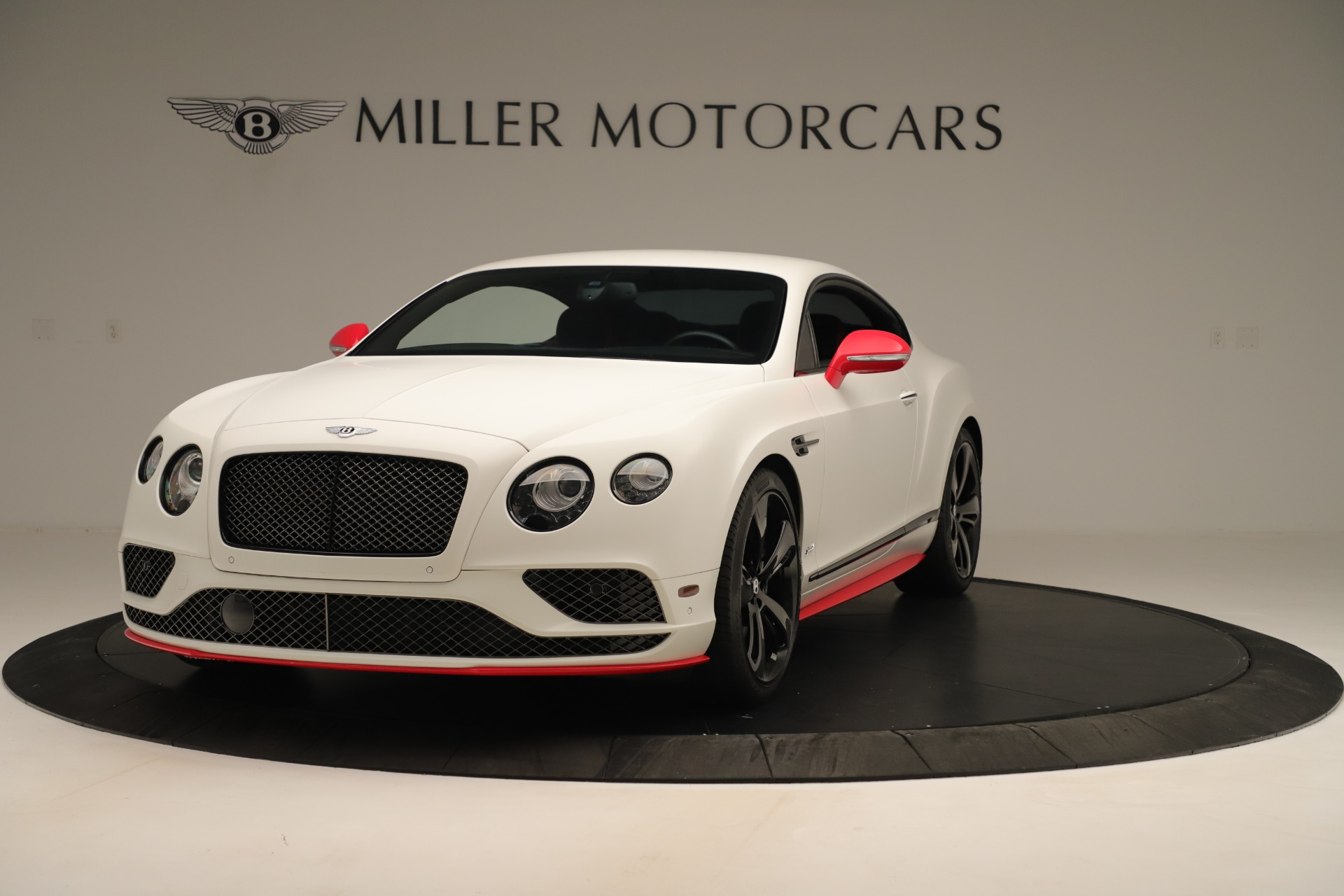 Used 2017 Bentley Continental GT Speed for sale Sold at Maserati of Greenwich in Greenwich CT 06830 1