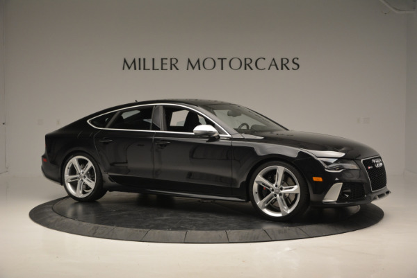 Used 2014 Audi RS 7 4.0T quattro Prestige for sale Sold at Maserati of Greenwich in Greenwich CT 06830 10