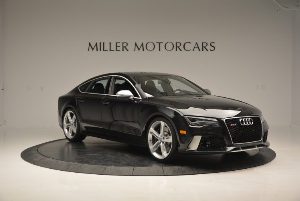 Used 2014 Audi RS 7 4.0T quattro Prestige for sale Sold at Maserati of Greenwich in Greenwich CT 06830 11