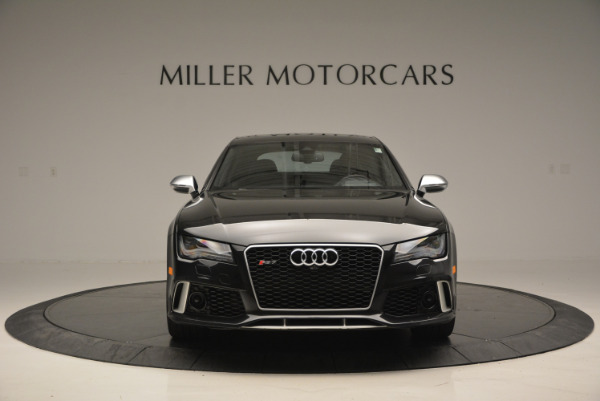 Used 2014 Audi RS 7 4.0T quattro Prestige for sale Sold at Maserati of Greenwich in Greenwich CT 06830 12