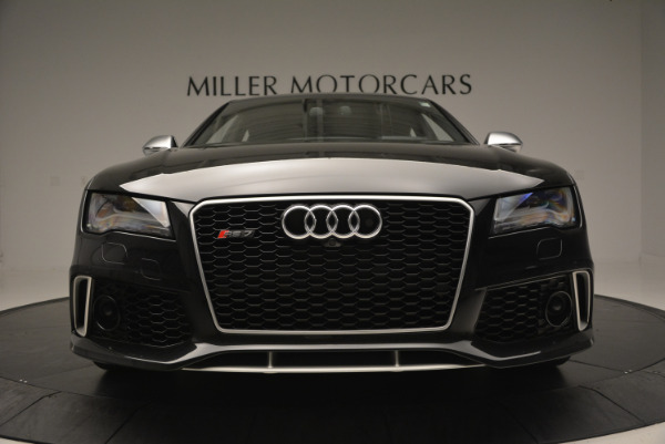 Used 2014 Audi RS 7 4.0T quattro Prestige for sale Sold at Maserati of Greenwich in Greenwich CT 06830 13