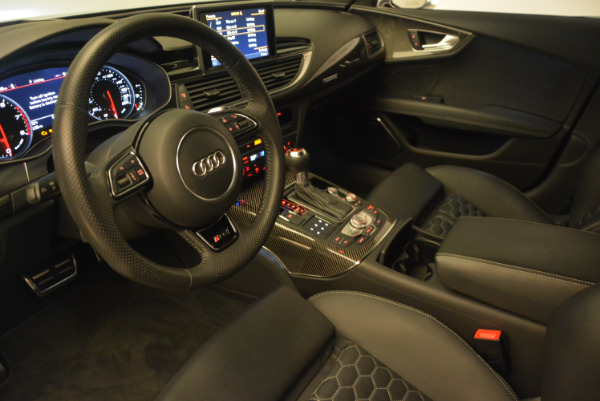 Used 2014 Audi RS 7 4.0T quattro Prestige for sale Sold at Maserati of Greenwich in Greenwich CT 06830 14