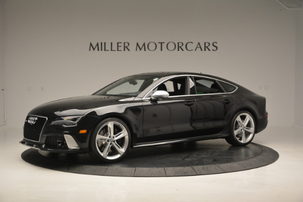 Used 2014 Audi RS 7 4.0T quattro Prestige for sale Sold at Maserati of Greenwich in Greenwich CT 06830 2