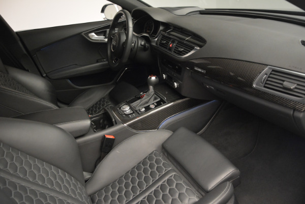 Used 2014 Audi RS 7 4.0T quattro Prestige for sale Sold at Maserati of Greenwich in Greenwich CT 06830 23