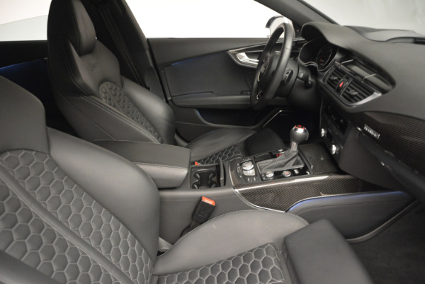 Used 2014 Audi RS 7 4.0T quattro Prestige for sale Sold at Maserati of Greenwich in Greenwich CT 06830 24