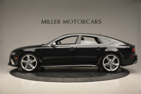 Used 2014 Audi RS 7 4.0T quattro Prestige for sale Sold at Maserati of Greenwich in Greenwich CT 06830 3