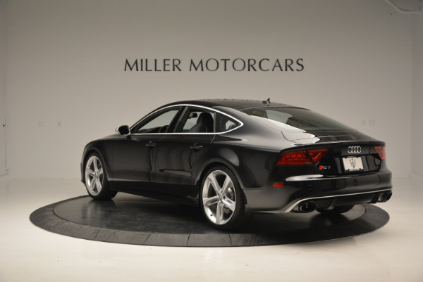 Used 2014 Audi RS 7 4.0T quattro Prestige for sale Sold at Maserati of Greenwich in Greenwich CT 06830 5