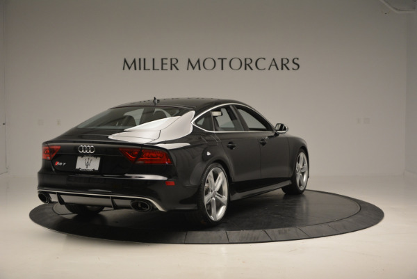 Used 2014 Audi RS 7 4.0T quattro Prestige for sale Sold at Maserati of Greenwich in Greenwich CT 06830 7