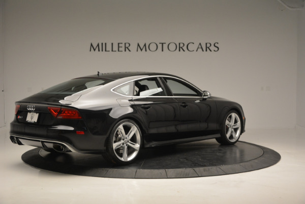 Used 2014 Audi RS 7 4.0T quattro Prestige for sale Sold at Maserati of Greenwich in Greenwich CT 06830 8