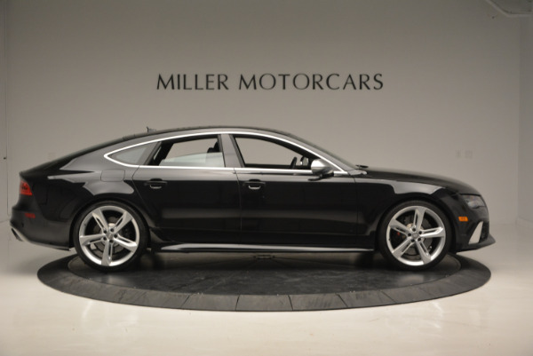 Used 2014 Audi RS 7 4.0T quattro Prestige for sale Sold at Maserati of Greenwich in Greenwich CT 06830 9