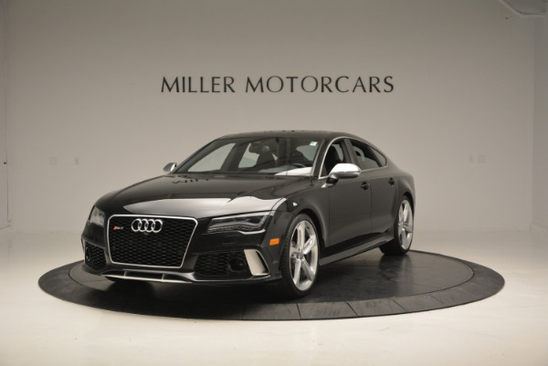 Used 2014 Audi RS 7 4.0T quattro Prestige for sale Sold at Maserati of Greenwich in Greenwich CT 06830 1