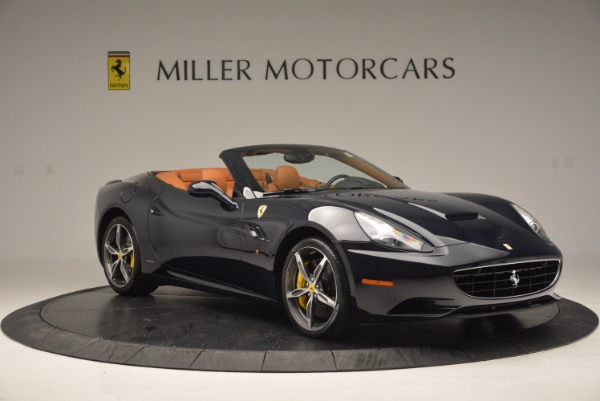 Used 2013 Ferrari California 30 for sale Sold at Maserati of Greenwich in Greenwich CT 06830 11