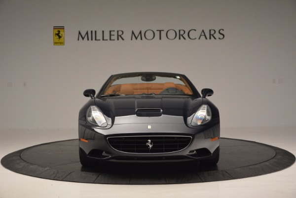 Used 2013 Ferrari California 30 for sale Sold at Maserati of Greenwich in Greenwich CT 06830 12