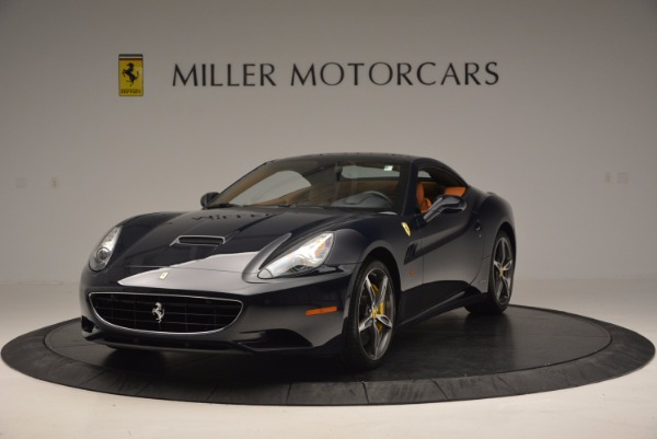 Used 2013 Ferrari California 30 for sale Sold at Maserati of Greenwich in Greenwich CT 06830 13