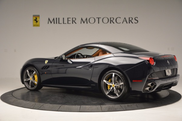 Used 2013 Ferrari California 30 for sale Sold at Maserati of Greenwich in Greenwich CT 06830 16