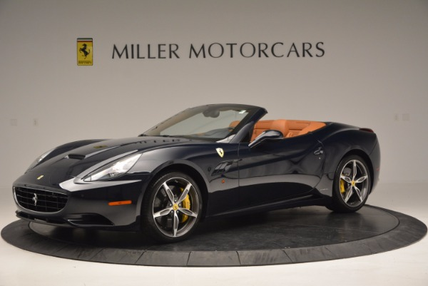 Used 2013 Ferrari California 30 for sale Sold at Maserati of Greenwich in Greenwich CT 06830 2