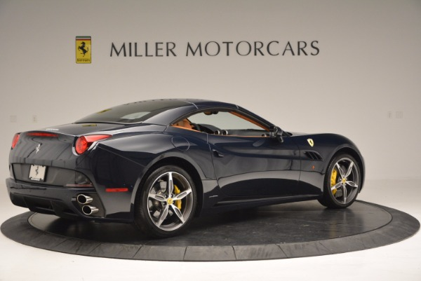 Used 2013 Ferrari California 30 for sale Sold at Maserati of Greenwich in Greenwich CT 06830 20