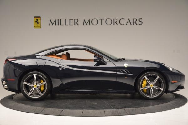 Used 2013 Ferrari California 30 for sale Sold at Maserati of Greenwich in Greenwich CT 06830 21