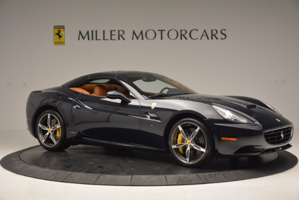 Used 2013 Ferrari California 30 for sale Sold at Maserati of Greenwich in Greenwich CT 06830 22