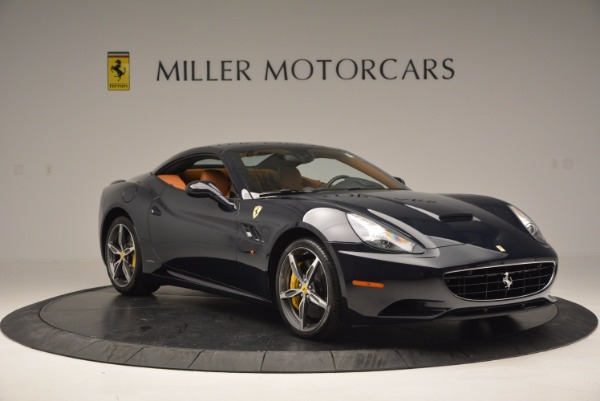 Used 2013 Ferrari California 30 for sale Sold at Maserati of Greenwich in Greenwich CT 06830 23