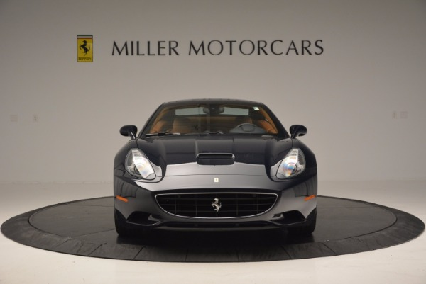 Used 2013 Ferrari California 30 for sale Sold at Maserati of Greenwich in Greenwich CT 06830 24